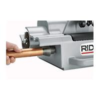 Ridgid труборез электропривод ролик нож точный рез стальная нержавеющая медная труба