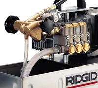 ridgid испытательный гидропресс опрессовщик систем отопления для проверки закрытых систем бойлера водоснабжения