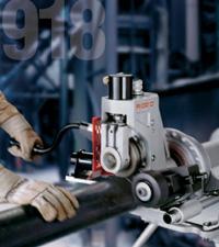 ridgid резьбонарезные компактные мобильные станки опоры для труб подставки под станки желобонакатка