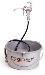 ridgid масляный насос